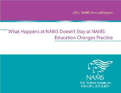 2015 NAMS Annual Report