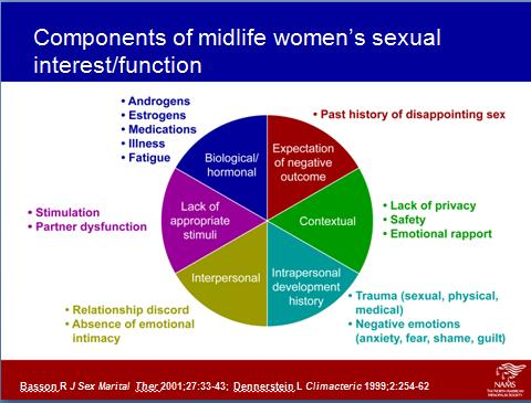 During menopause sexual dysfunction remedies